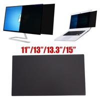 AMZDEAL Anti Glare Privacy Anti Radiation Screen Protector Guard Film For 11 Inch 16 9 Laptop