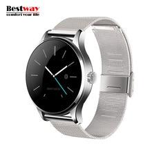 K88H/S88 Smartwatch Bluetooth Uhr Smart Pulsuhr Armbanduhr Erkek Kol Saati Digital-uhr Armbanduhr Orologio