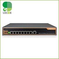 8 ميناء IEEE802.3af/في بو التبديل/محول للكاميرا CCTV شبكة بو نظام كاميرات اي بي