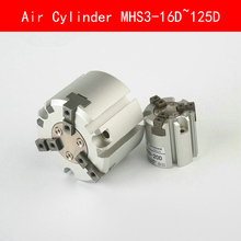 MHS3 16D 20D 25D 40D 50D 63D 80D 100D 125D Parallel Style Air Gripper 3 Finger Double Action Rotating Cylinder Bore 16-125mm rmc1 63d 16 3 of new and original breaker