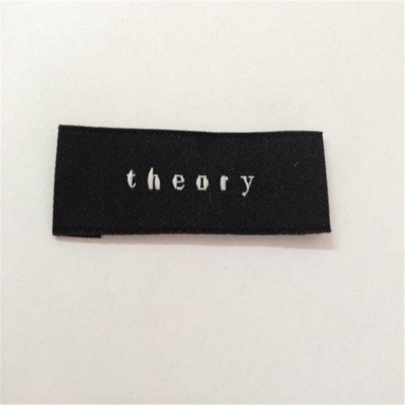 a9b29e2a49 Niestandardowe High Density Odzieży Etykiety Tkane Etykiety Do odzieży