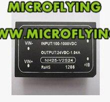 5 unids DC-DC módulo de alimentación de alta tensión de entrada 100-1000 V DC convertidor de aislamiento salida 24V25W NH25-V2S24