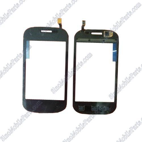 For Samsung Galaxy Discover S735C SCH-S735C Touch Screen Digitizer Top Glass Panel Replacement  + Free Hongkong Tracking