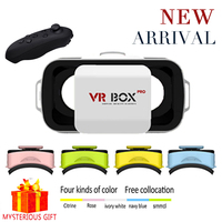 VR Box 3 0 3 Pro Vrbox 3D D Casque Lunette Virtual Reality Glasses Goggles Headset