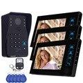 7 ''  Video Door Phone Video Intercom Doorbell Home Security with Remote Control  Intercom F4366A