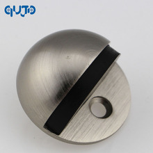 lowest price floor door stops safety door stop metal door holder doorstop style heavy duty brushed