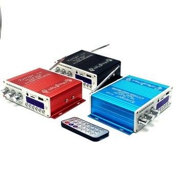 50 piezas V10 Bluetooth de alta fidelidad Clase AB estéreo Super Bass Amplificador de potencia de Audio superior protección Inductor inalámbrico Amplificador