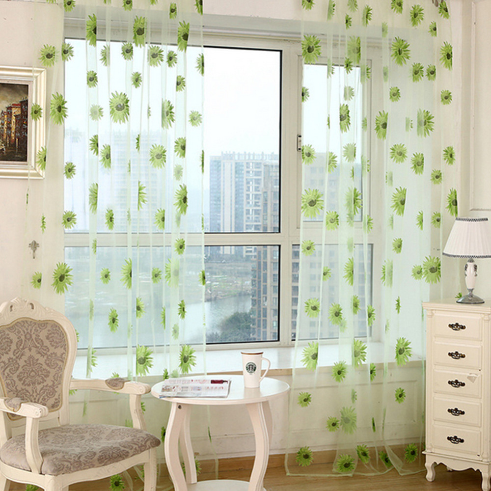 women and mesh future sheer romwe house drapes pin curtain willow leaves