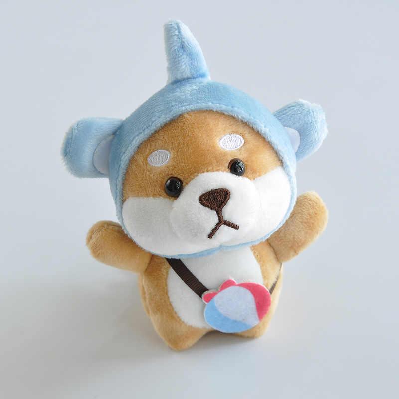 Kawaii Plush ตุ๊กตาตุ๊กตาสัตว์การ์ตูนพวงกุญแจของเล่นเด็กตุ๊กตาน่ารักตุ๊กตาของเล่นเด็กวันเกิดของขวัญ