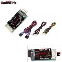 1pcs RadioLink OSD Telemetry Module PRM 02 Mini Power Return Model Data Return Module For AT9
