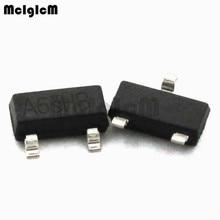 MCIGICM si2306, 100 шт. 30V 3.16A SMD mosfet транзисторы СОТ-23 SI2306 MOSFET N-CH SOT23-3