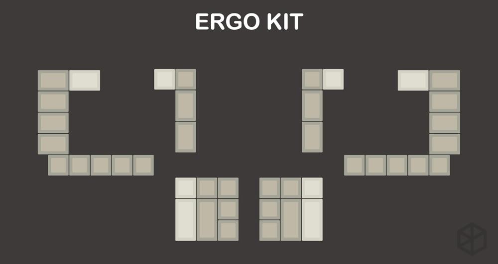 Retro Beige-Ergo