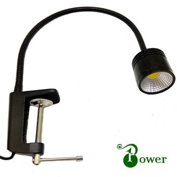 gooseneck workbench lamp