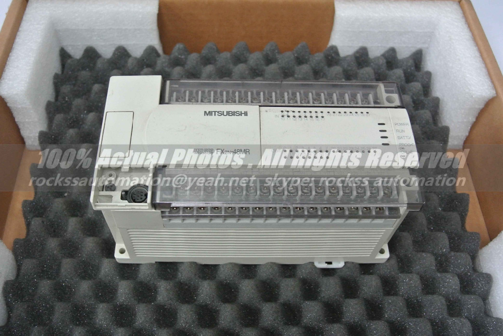 FX2N-48MR-ES/UL Used Good In Conditon With Free DHL / EMS  цены
