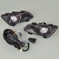 Wotefusi 2 Pcs H3 12V 55W Fog Light Lamps Fit For Mazda 6 2003 2004 2005 [QP270]