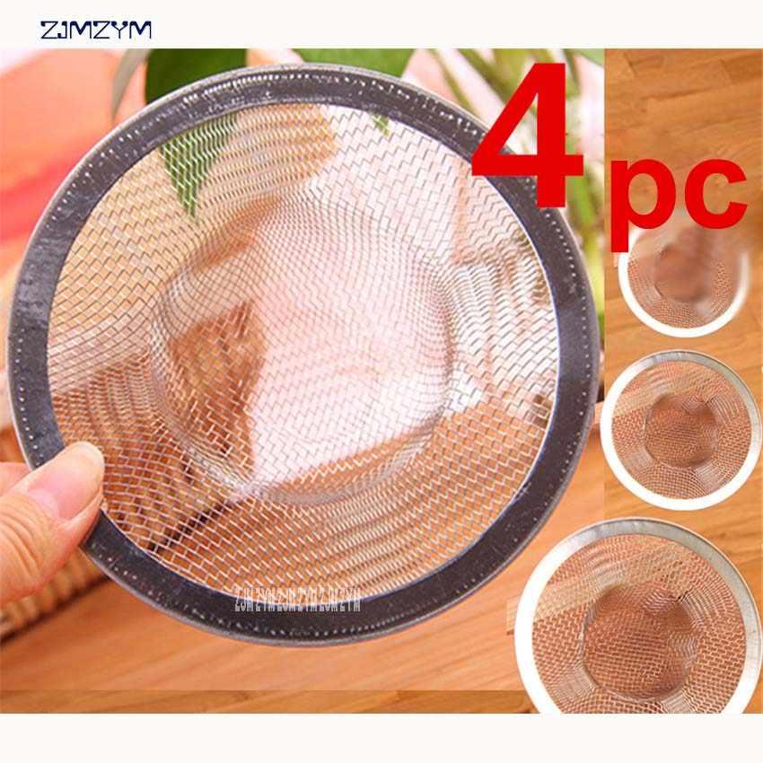 1 pc penutup Selokan Sayuran renang filter Stainless steel floor drain floor drain Bersih kolam mandi dapur anti-plugging tank filte