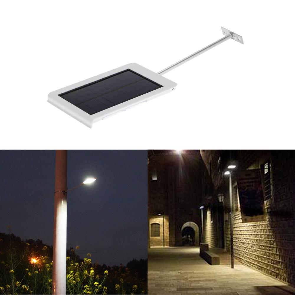 Solar Powered 15 Led Street Light Solar Lamp Sensor Light