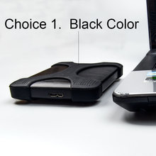 Shockproof USB3.0 External Hard Drive Disk 750GB 500GB 160GB Micro USB 3.0 Hard Disk Portable USB 3.0 HDD