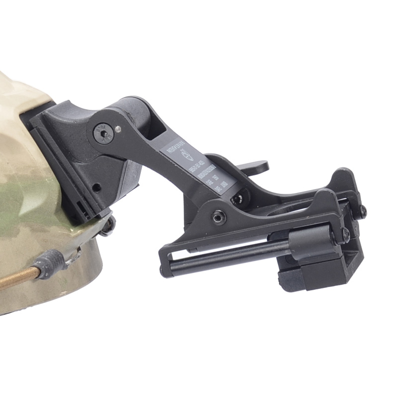 Night Vision NVG Mount Arm for OPS-CORE Helmet Compatible with Numerous Helmet Shrouds & NVGs night vision mount nvg accessory
