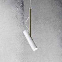Mini żyrandol w Nordsch  danii  nowoczesne mini jadalnia  popularne nocna bar LED reflektor żyrandol w sypialni w Wiszące lampki od Lampy i oświetlenie na