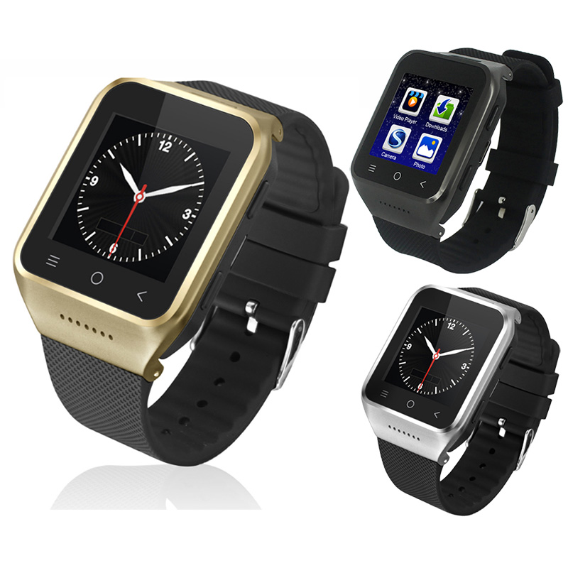 S8 Smart Watch 1.54″ MTK6572 Dual Core CPU High quality Wifi bluetooth Smartwatch Electronics 3G Phone Watch GPS Camera 4G Rom