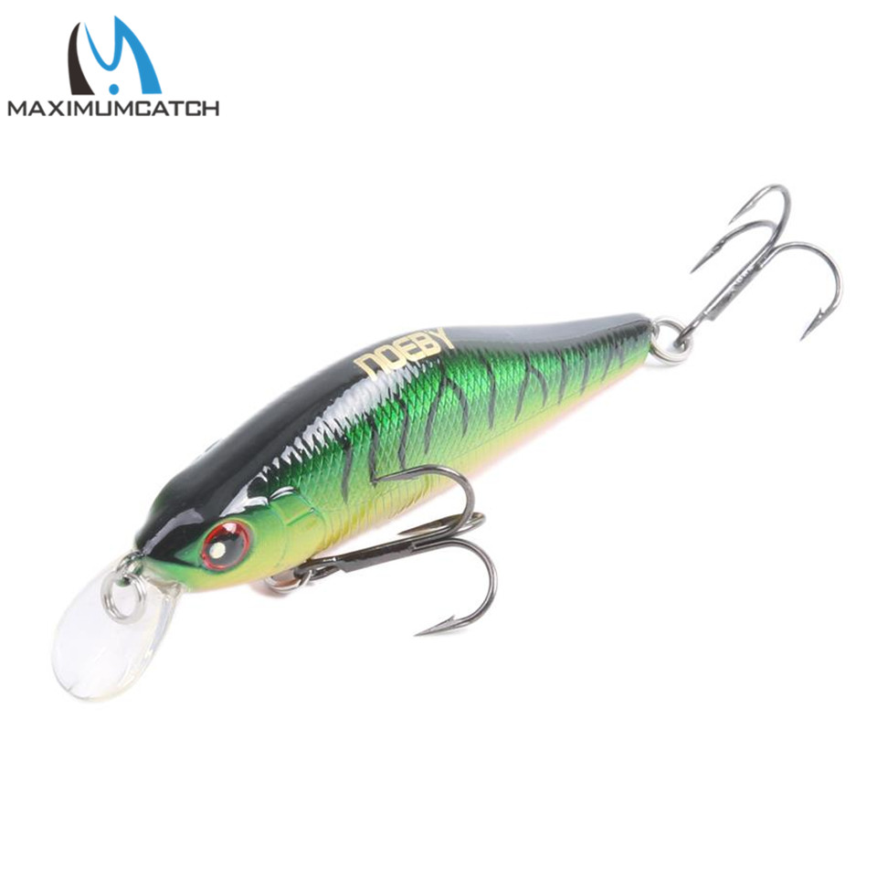 Maximumcatch crank bait fishing lures with vmc hooks for Best hooks for bass fishing