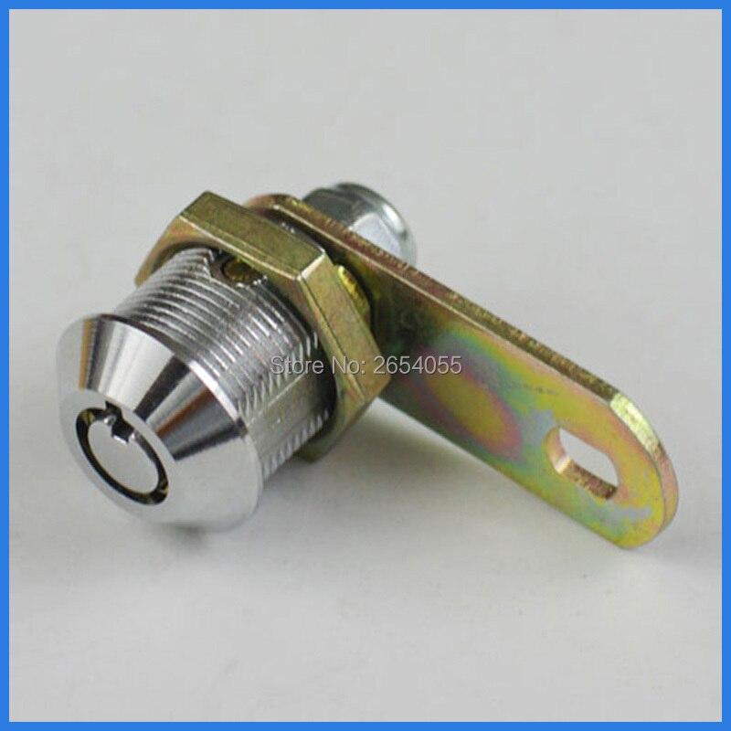 Us 360 10 Stks 17mm Messing Pin Tubular Cam Lock Metalen Kast Slot Met Dezelfde Toetsen In Sloten Van Woninginrichting Op Aliexpresscom Alibaba