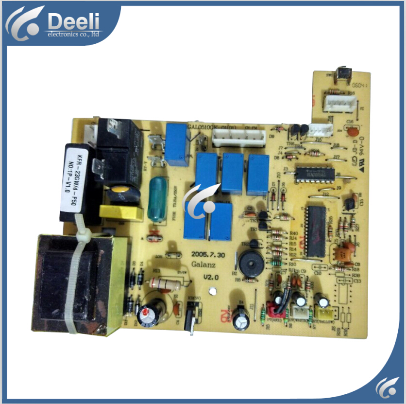 95% new  for air conditioning Computer board GAL0510GK-01 Control panel