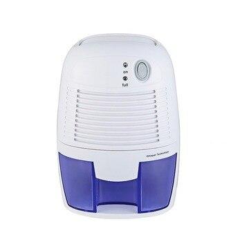 500ml Semiconductor Dehumidifier Mini Portable Home Air Dryer Machine Desiccant Moisture Absorber Cabinet Dehumidifier Air Conditioner Parts