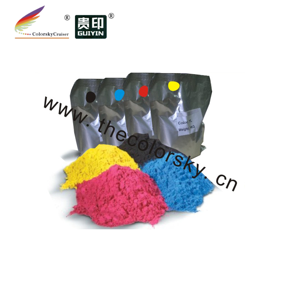 (TPKMHM-C224) compatible color copier laser toner powder for Konica Minolta Bizhub C224 C554 C654 C754 1kg/bag/color free dhl