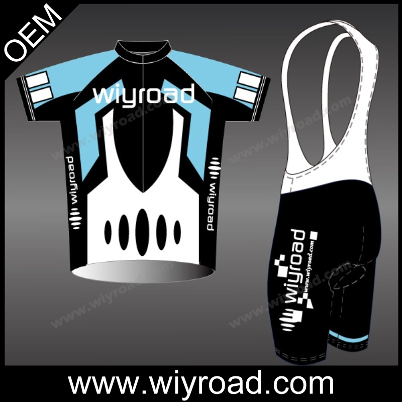 Cheap price cycling wear with shorts 201s