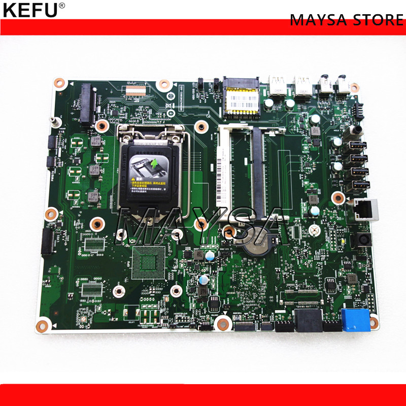 730935-001 Fit For HP Pavilion 21-H013w 23-G 23-G116 AIO Motherboard 730935-501 6050A2585901-A01 Mainboard 100%tested fully work730935-001 Fit For HP Pavilion 21-H013w 23-G 23-G116 AIO Motherboard 730935-501 6050A2585901-A01 Mainboard 100%tested fully work