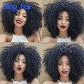 8А Перуанской Странный Вьющиеся Волосы 4 Пучки Естественный Цвет 100 Аннабель Волосы Перуанский Девственные Волосы Курчавые вьющиеся Переплетения Человеческих Волос вьющиеся