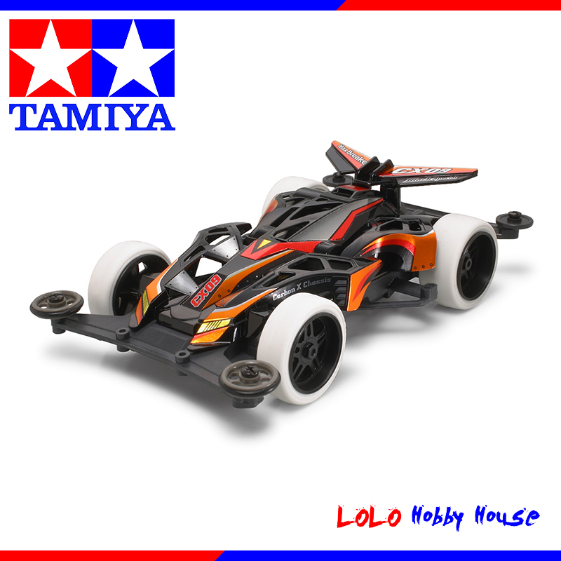 DIY TAMIYA 4WD Car Model Max Breaker CX09 95294