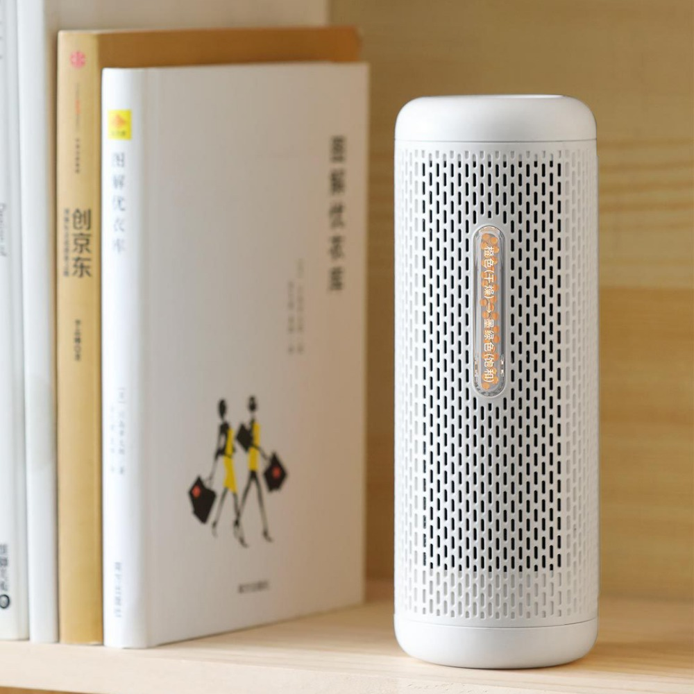 Image 5 - XIAOMI MIJIA Deerma DEM CS10M Mini Dehumidifier for home wardrobe Air Dryer clothes dry heat dehydrator moisture absorbeDehumidifiers   -