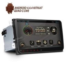 "2016 ¡ Nuevo! 9 ""Car Stereo Android 4.4.4 Kitkat Quad Core para VW/Seat/Skoda WIFI Canbus DVD Del Coche Navegador Mirroring pantalla OBD2"