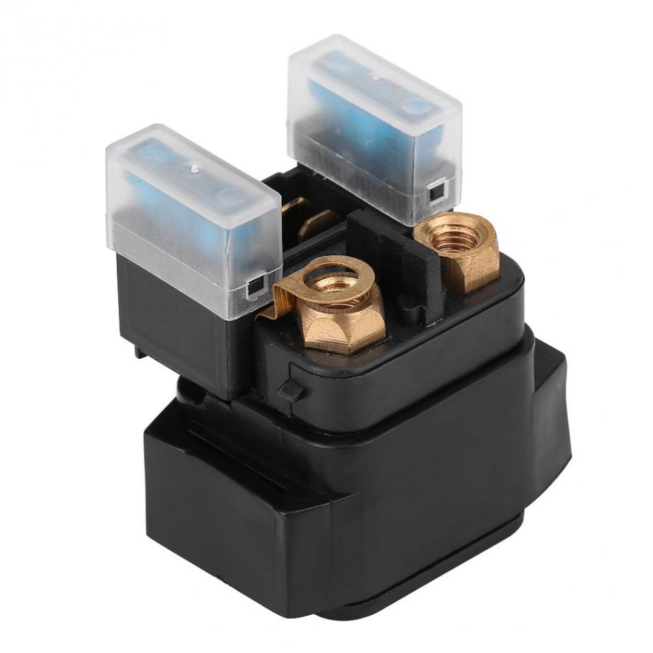 Relay Starter Solenoid Relay For Yamaha 350//400//450 Grizzly Kodiak ATV