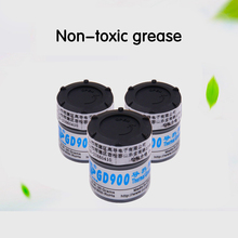 Newest Hot Thermal Conductive Grease Paste Silicone GD900 He