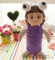 Free Shipping 40cm Mons University Inc Babblin Boo Plush toy Mike Wazowski Sulley Stuffed Doll Retail Kids Christmas gifts