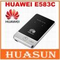 РАЗБЛОКИРОВАНА HUAWEI E583C Портативный 3 Г HSDPA МИФИ WI-FI Mobile Broadband Wireless Модем-Маршрутизатор Dropshipping (не новый)