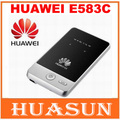 Desbloqueado huawei e583c 3g hsdpa mifi wifi de banda ancha móvil módem router inalámbrico dropshipping (no nuevo)