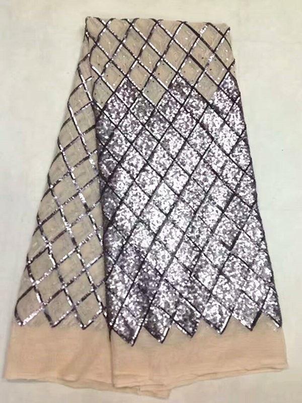 LXP65! conception la plus populaire Africaine tulle dentelle avec paillettes,  bonne qualité Français dentelle tissu pour robe de la dame! 42599d1c2f6