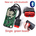 5pcs/1lot! DHL free shipping for single green board cdp pro with bluetooth fuction  for car&trucks