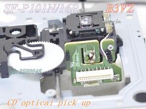 Image 5 - New SF P101N 16P Laser Lens Lasereinheit SF P101N SFP101N 16pin Optical Pickup Replacement For San yo CD DVD Player