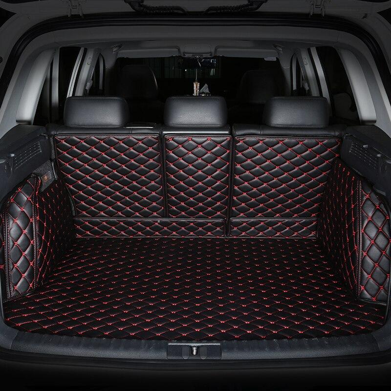 Без запаха полное покрытие 3d Водонепроницаемый Ковры прочный специальный автомобиль магистральные коврики для Toyota Corolla RAV4 Прадо Prius alphad 86