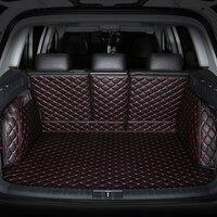 3D полный Крытая без запаха Водонепроницаемый ковры прочный специальный автомобиль магистральные коврики для MINI Clubman Countryman Paceman купе