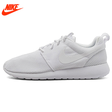 Intersport Original New Arrival Authentic Nike Men's ROSHE RUN Running Shoes Sneakers Outdoor Walkng jogging Sneakers(China)
