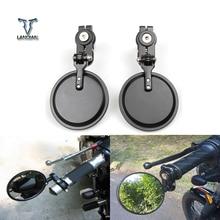 цена на Motorcycle Universal CNC Aluminum Rear View 3