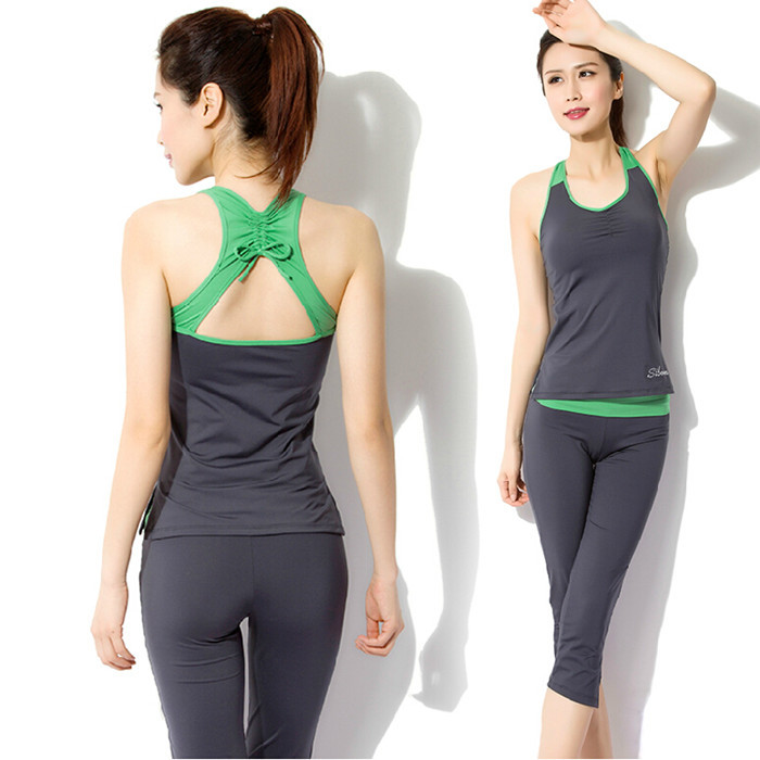 2015 NEW Workout Clothes For Women Running Clothing Comfy