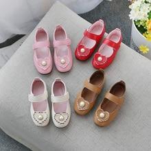 2019 Girls Shoes For Children Princess Shoes Spring Kids Bab